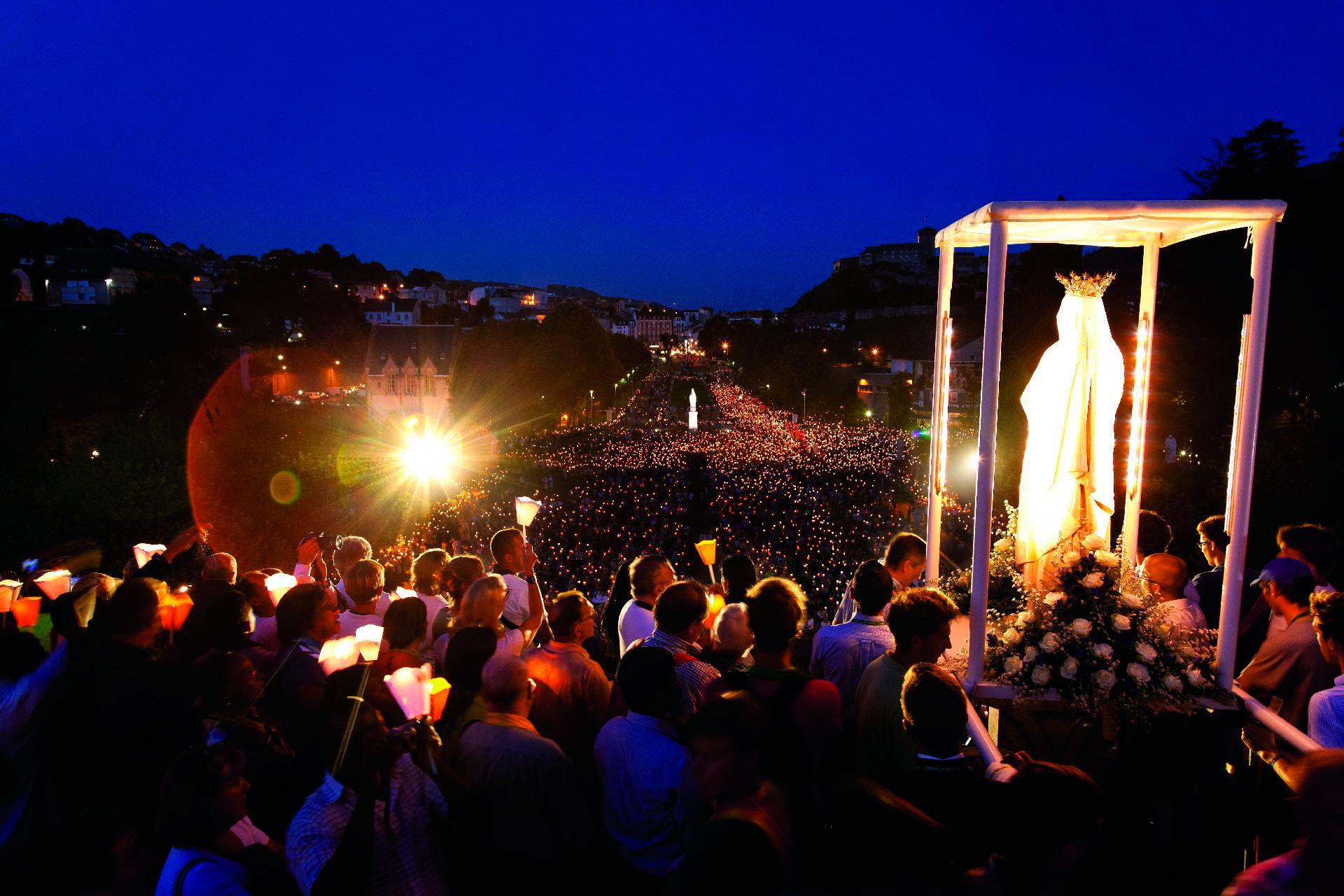 Pèlerinage diocésain Lourdes 2019
